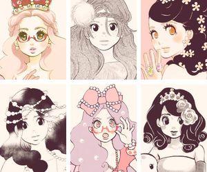 kawaii and princess jellyfish image