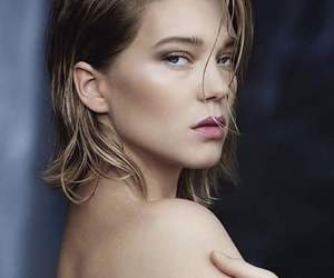 Lea Seydoux, woman, and adele exarchopoulos image