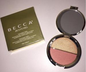 makeup, cosmetics, and becca image