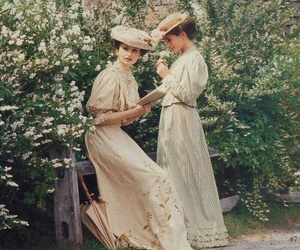 vintage, victorian, and dress image