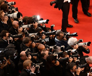 cannes, celebrities, and cinema image