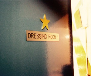 stars, dressing room, and memories image