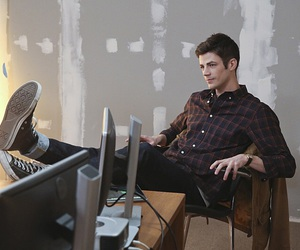 Supergirl and grant gustin image