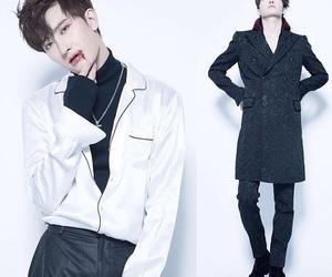 handsome, suju, and Super Junior M image
