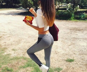 fashion, fit, and girl image