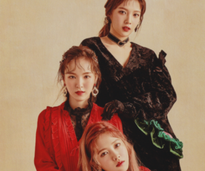 red velvet, joy, and wendy image