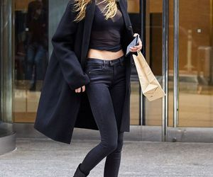 model, street style, and stella maxwell image