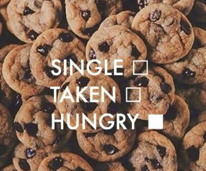 Cookies, hungry, and tumblr image