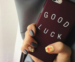 claws, fas, and good luck image