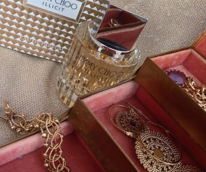perfume collection and jimmy choo illicit image