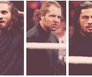 wrestler, wwe, and dean ambrose image