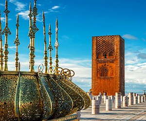 maroc and rabat image