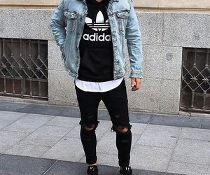 adidas, fashion, and men image