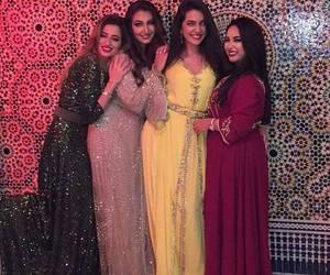 beauty, girls, and mashallah image
