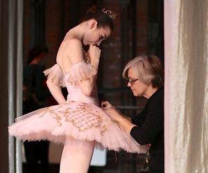 ballet, beautiful, and tutu image