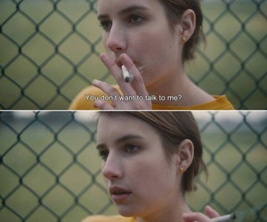 quotes, emma roberts, and movie image