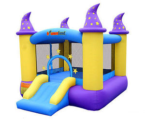 ebay, bouncy castle, and inflatable bouncers image
