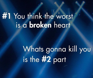 band, heartbroken, and the script image