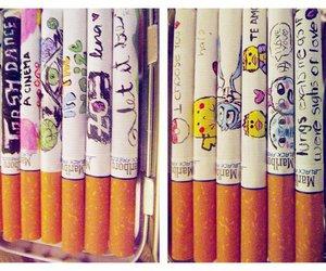 cigarette, pokemon, and skrillex image
