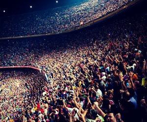 stadium, Barca, and fc barcelona image