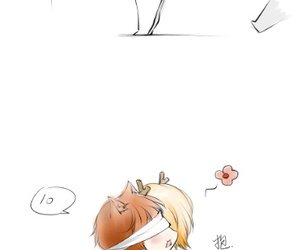 fanart and xiuhan image