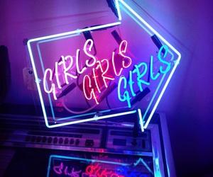 aesthetic, grunge, and girls girls girls image