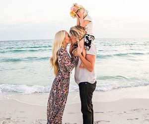 family, cute, and cole labrant image