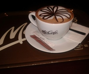 chocolate, coffee, and delicious image
