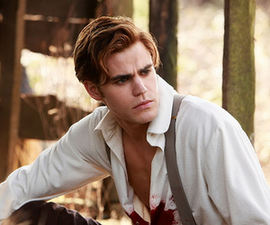 stefan salvatore, the vampire diaries, and tvd image