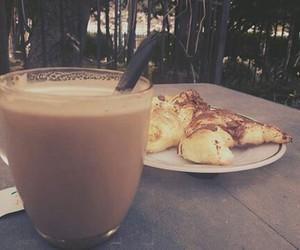 cafe, dulce de leche, and merienda image
