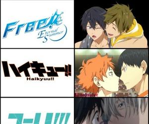 anime, free, and yoi image