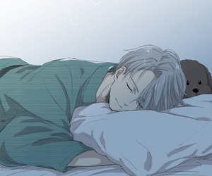 yuri on ice, anime, and victor image