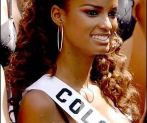 Colombian and afro-colombian image