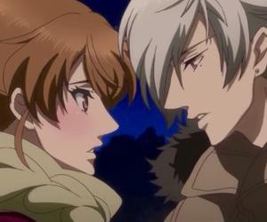 anime, girl, and tsubaki image