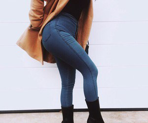 ass and skinnyjeans image