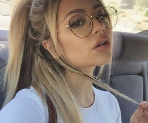 Girls pics with glasses