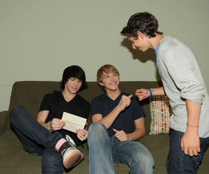 sterling knight, mitchel musso, and moises arias image
