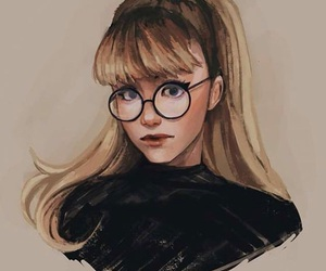 ariana grande and drawing image