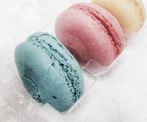colorful, Cookies, and dessert image