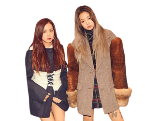 png, blackpink, and jennie image