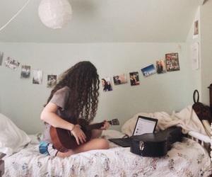 ukulele, guitar, and music image