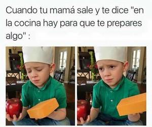 mama, sin, and cocinar image