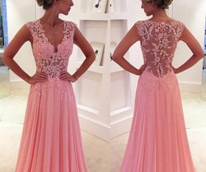 evening dress, prom dresses, and prom dress image