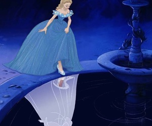 cinderella, disney, and princess image