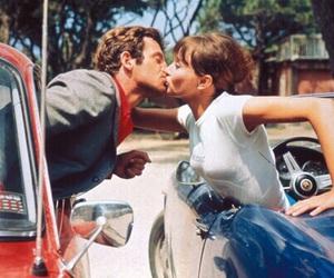 love, kiss, and couple image