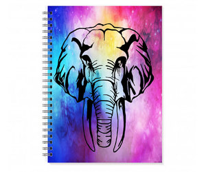 etsy, adventure notebook, and cute spiral notebook image