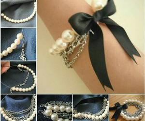 diy, accessories, and bracelet image