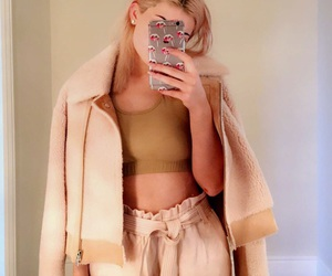 outfit, pretty, and jenner image