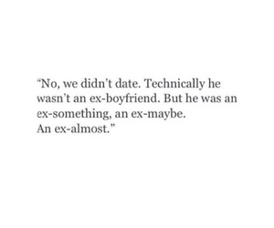 almost, date, and ex image