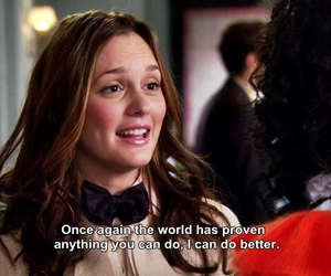 blair waldorf, quotes, and gossip girl image